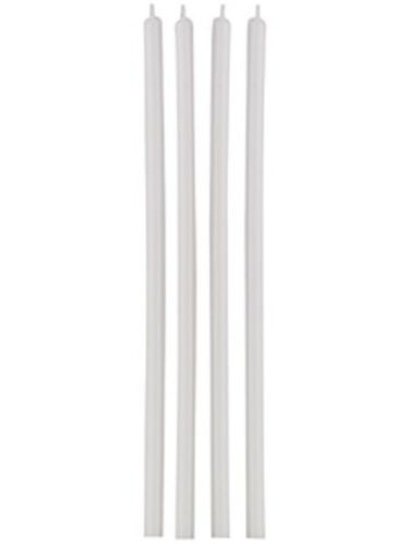 White Long Candles